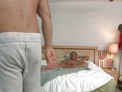 bedroom couple