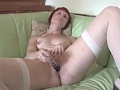 housewife sofa