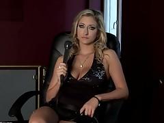 blonde fucking