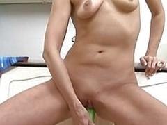 blonde cucumber