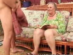 cock granny