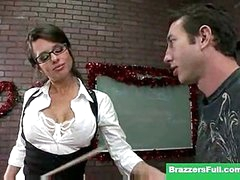 Teacher veronica give valentines day detention