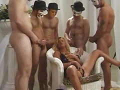 French Lisa Group Sex