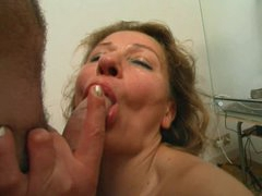 older italian mom fucked