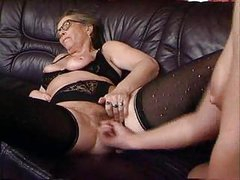 Mature Strumpets Fucked After A Party