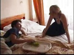Small Russian Aged And Younger (amateur mom mother milf granny blonde olderwoman teen Eighteen MadMaxxx )