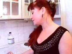 Mature Redhead Mom Fucks Young Dick Valuable