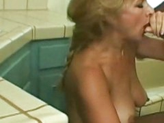 Hot mature blonde can't live without ebony weenie