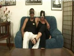 Coppia amatoriale matura italiana lei assatanata Italian Mature couple