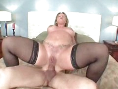 Large Ass Mommy Loves The Anal Sex