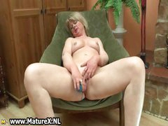 Horny ripe mature wife loves to fuck part4