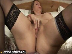 Thick older mom with big part2
