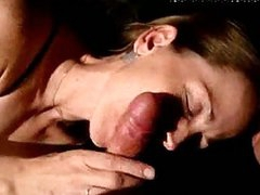 Selma (milf) a big cum shower makes me happy