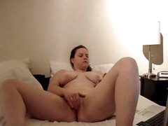 Ex Wife Misty Masturbating