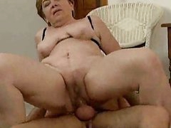 redhead mom has fun