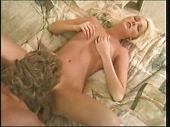 Linda Thoren is a vintage blonde who gets it on with Randy West