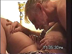 This old couple is still alive and kicking, showing some really nasty things in bed